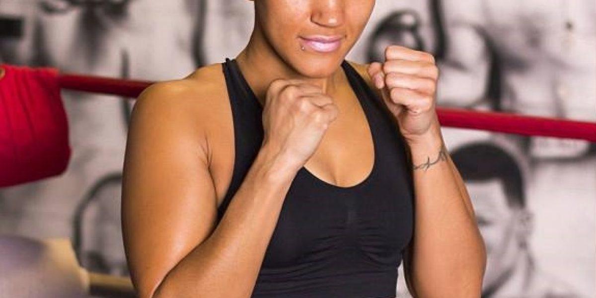 Cindy Serrano peleará por el título mundial de la OMB