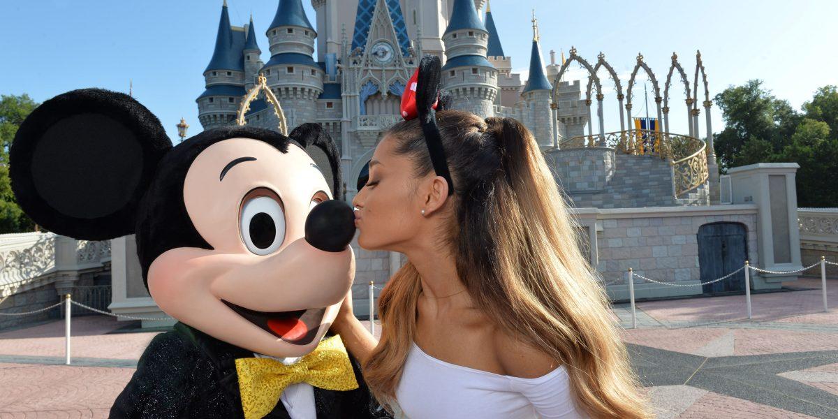 Mickey celebra su cumple