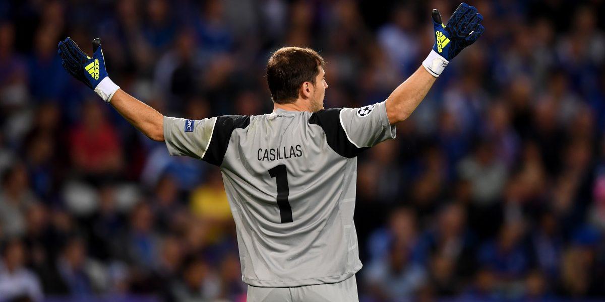 Iker Casillas tuvo notable respuesta a trolleo en Twitter