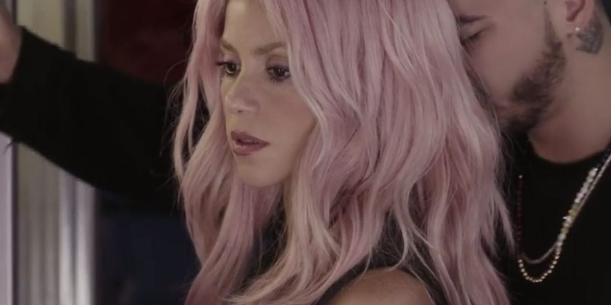 Shakira y Maluma estrenan sensual video de