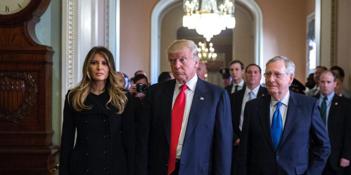 Trump propone tres puestos claves de su futura administración