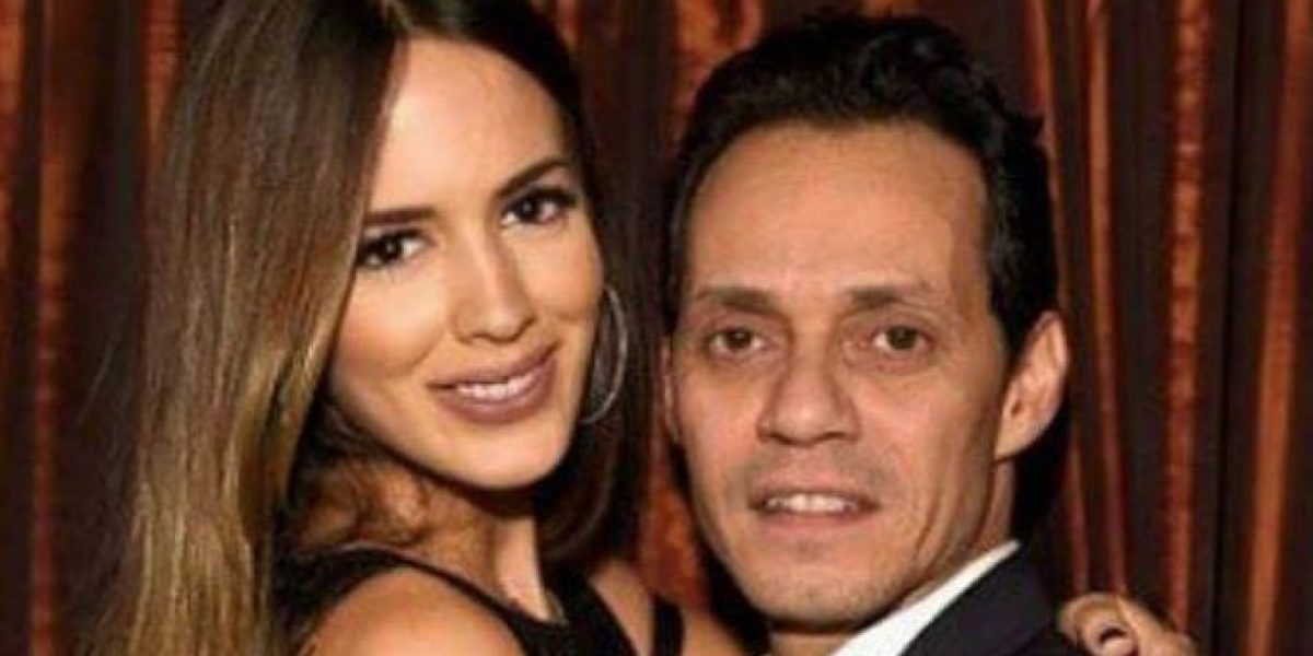 Se separan Marc Anthony y Shannon De Lima