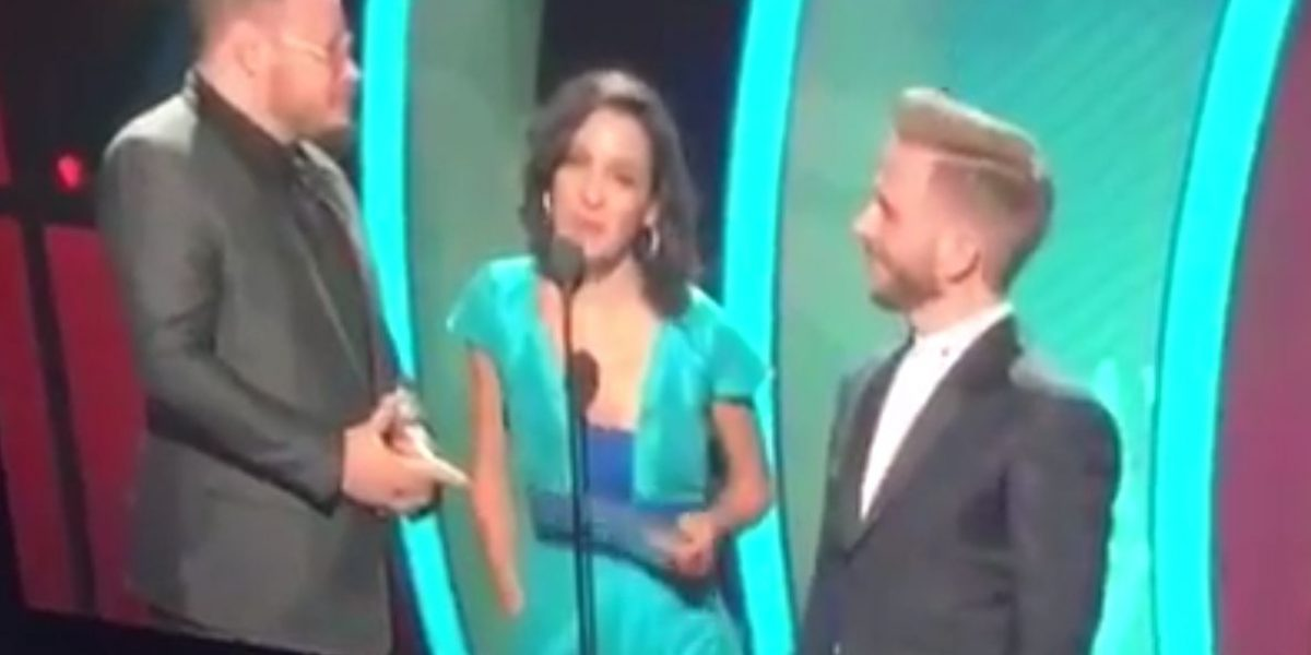 Rene Pérez aplaude acción de su hermana en los Latin Grammy 2016