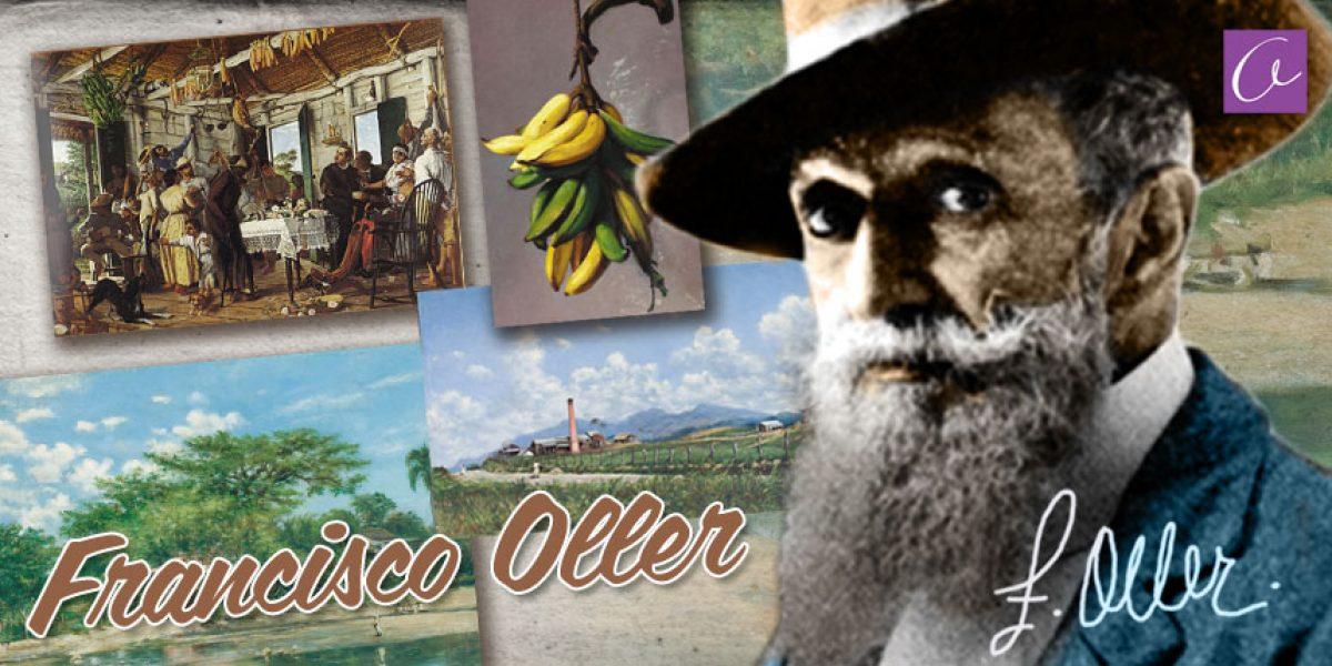 Dato Extraordinario de Francisco Oller