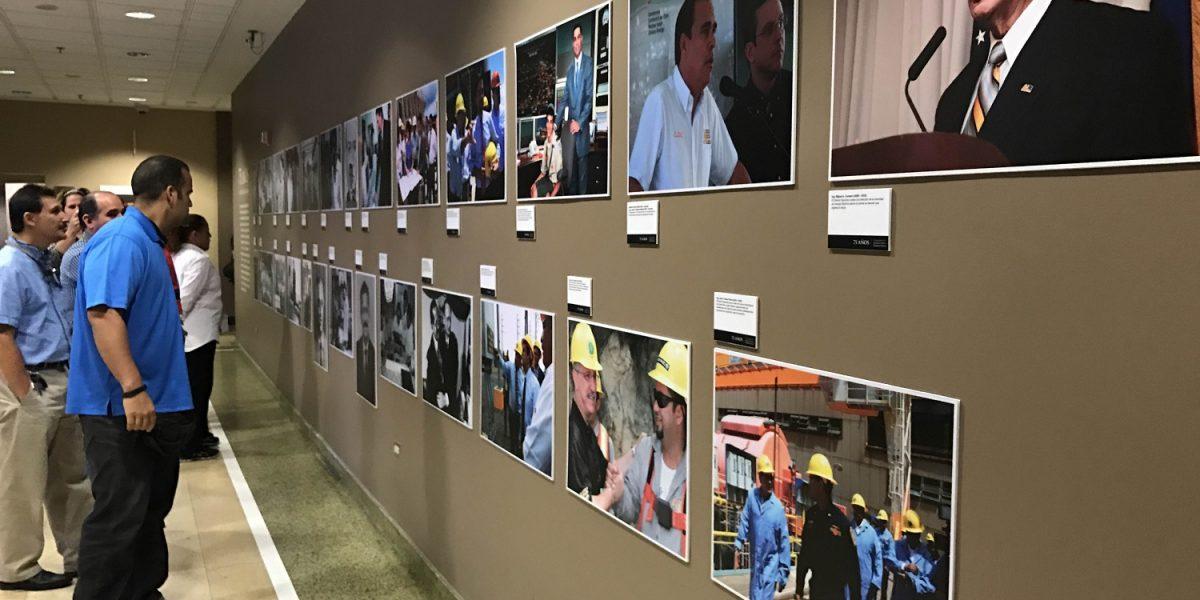 AEE revive su historia con exhibición fotográfica
