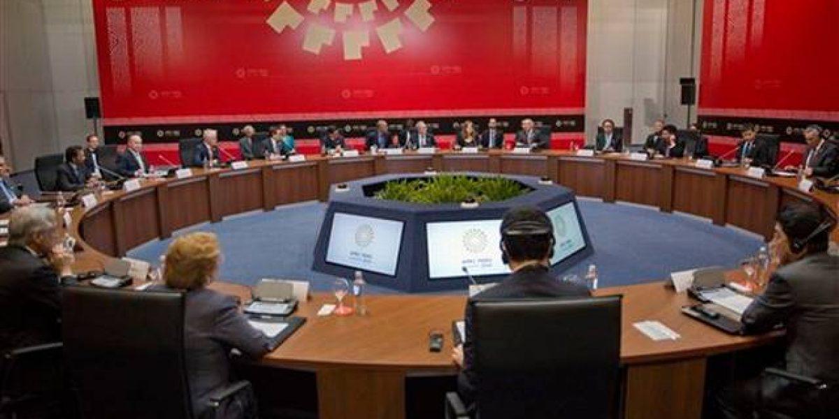 China promueve el libre comercio en APEC