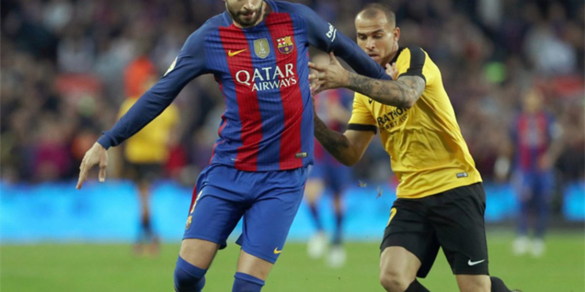 Sin Suárez ni Messi, Barcelona empata ante Málaga