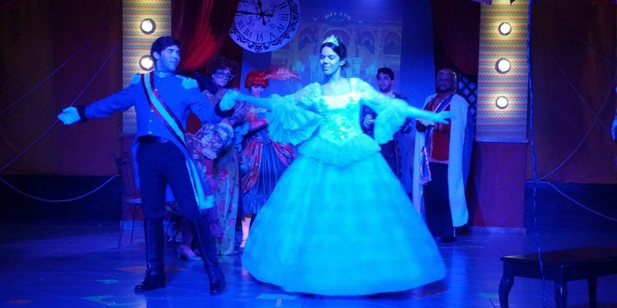 """Obra """"La Cenicienta"""" estará en cartelera mañana en Teatro Coribantes"""