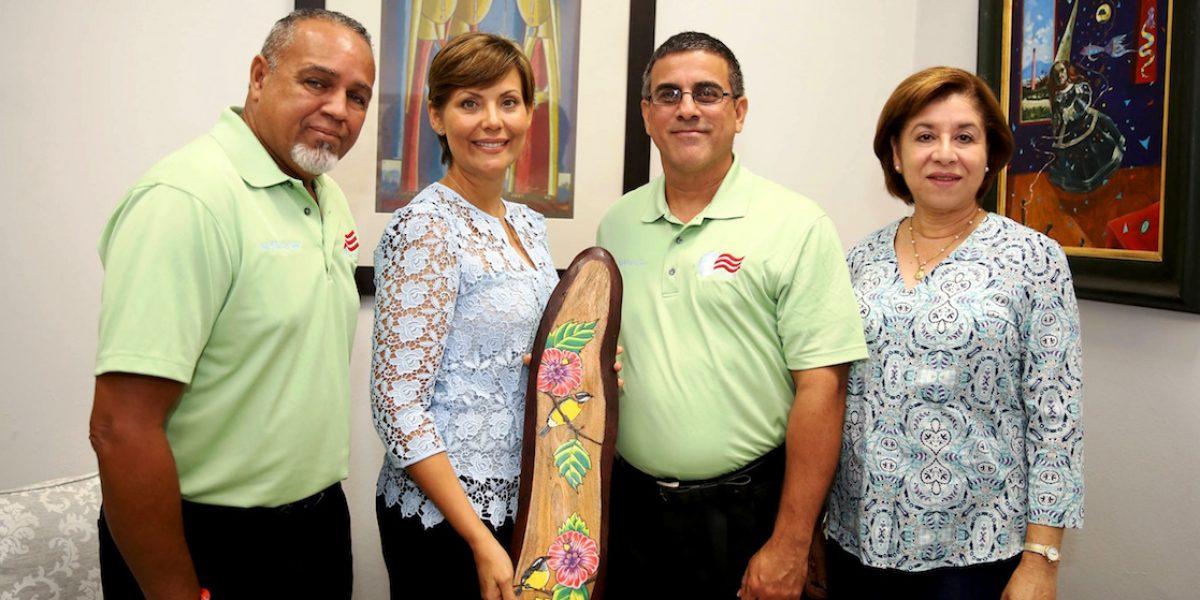Reconocen aporte de la primera dama en la promoción de la salud y la actividad física en la isla