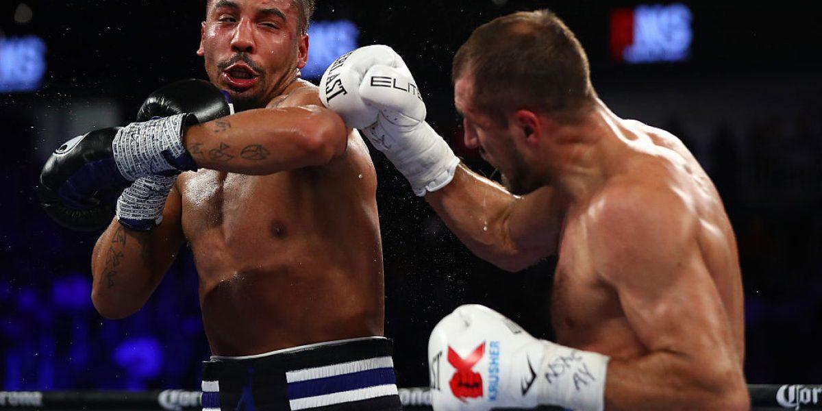 Ward gana a Kovalev por decisión unánime; revancha en camino