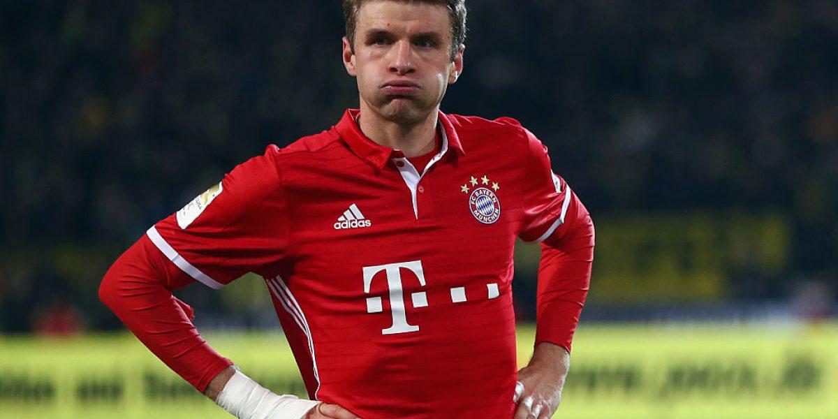 Bayern ya no es equipo invencible en la Bundesliga