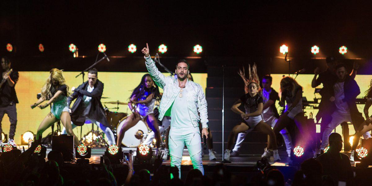 Maluma hace delirar a sus fans boricuas