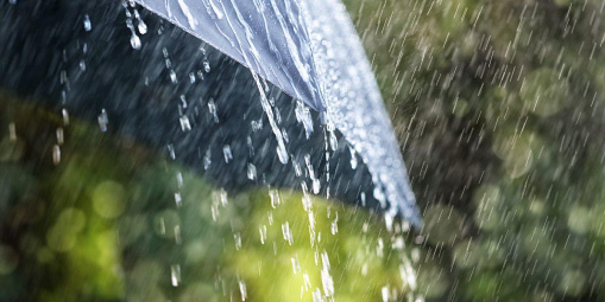 Exhortan a la ciudadanía a tener mucha precaución debido a las lluvias que se esperan
