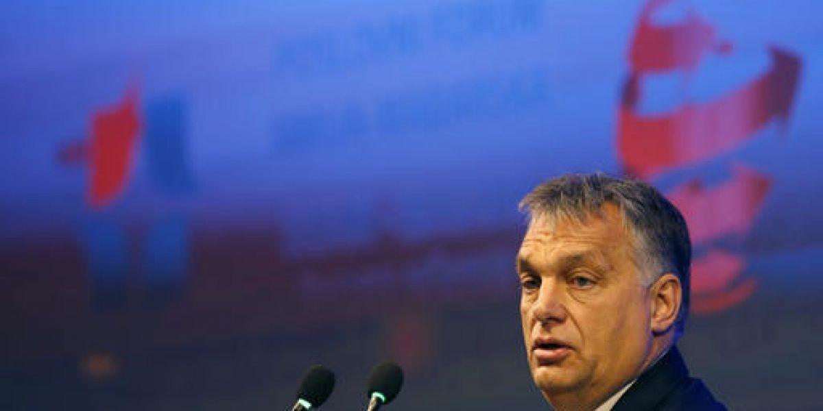 Premier húngaro disfruta triunfo de Trump