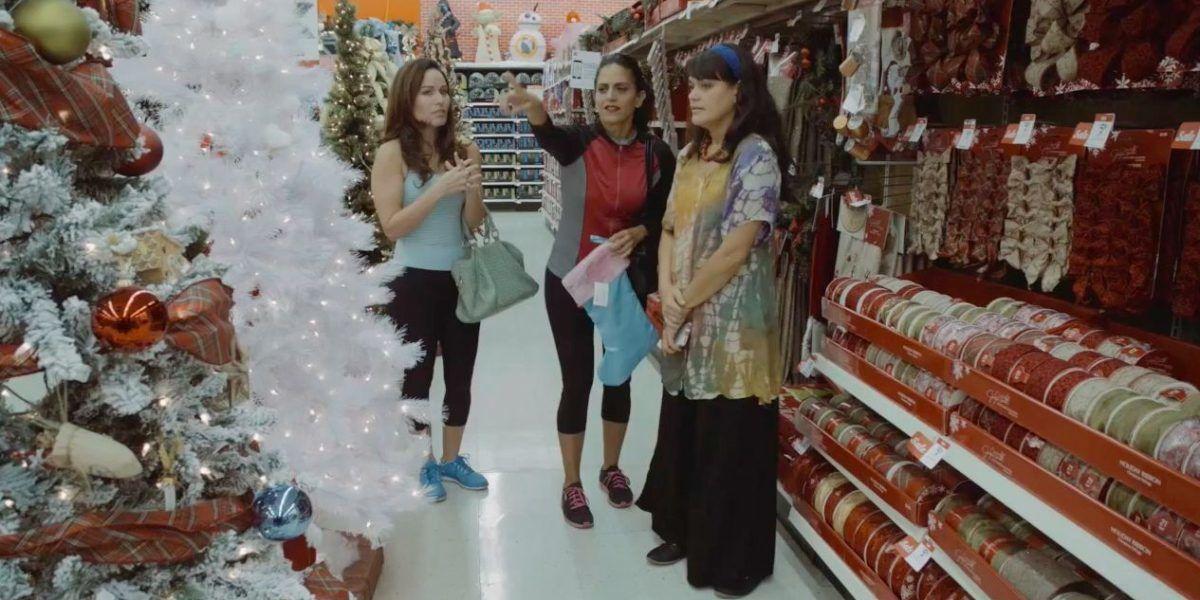 De shopping con Las Housewives