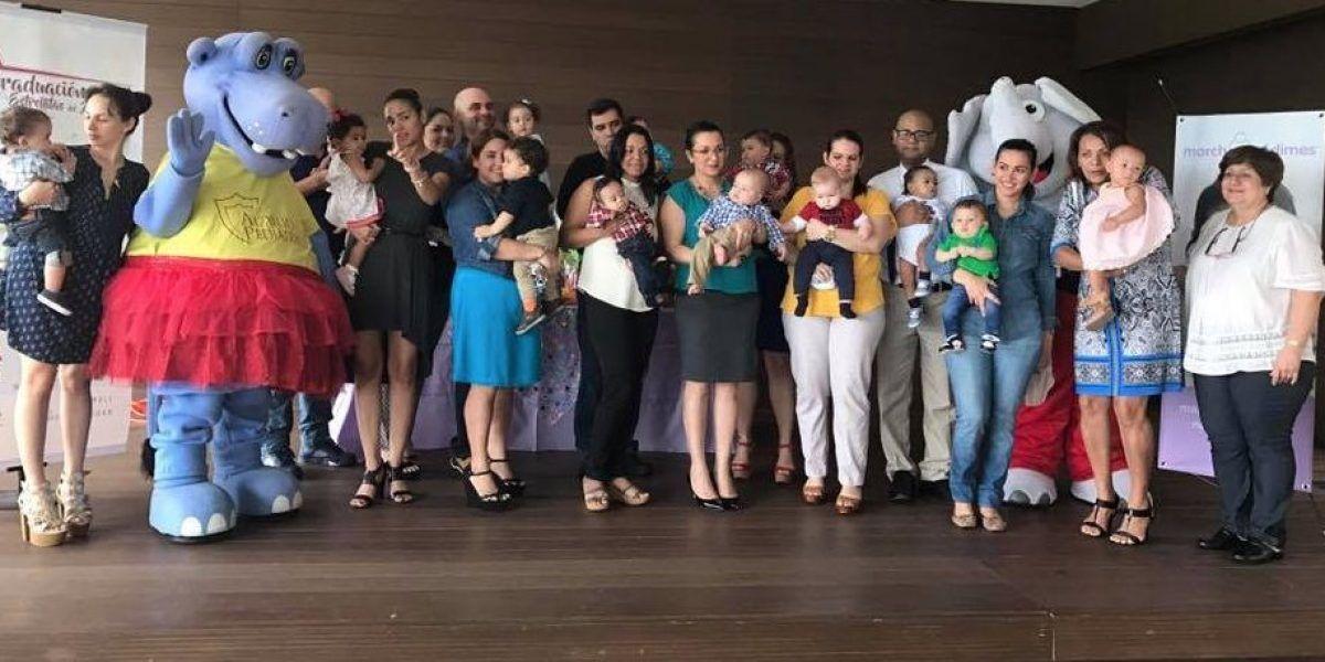 Celebran la vida de bebés prematuros