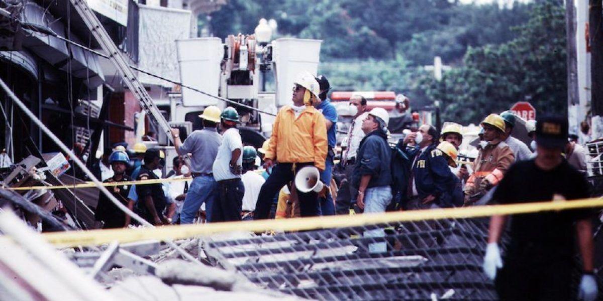 En fotos la tragedia en Río Piedras