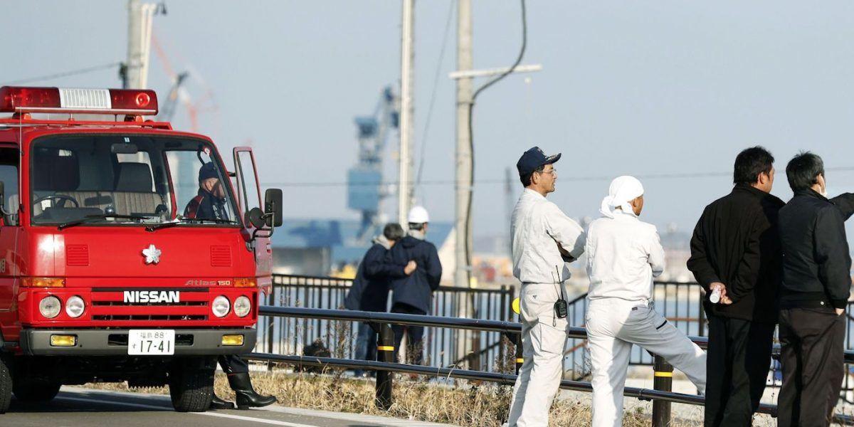 Japón levanta alerta de tsunami en costa noreste