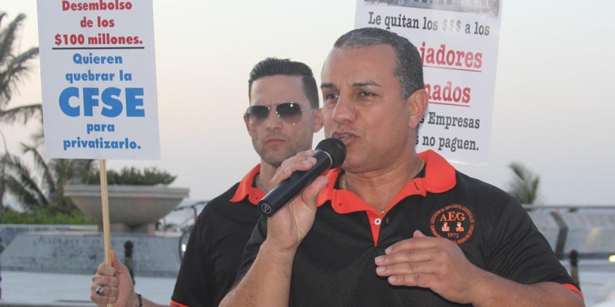 Denuncian negligencia administradora del Fondo por deterioro oficina Arecibo