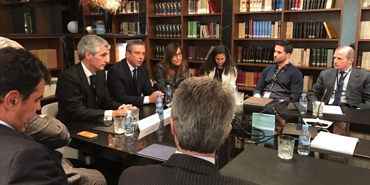 García Padilla promueve a P.R. como destino idóneo de inversión