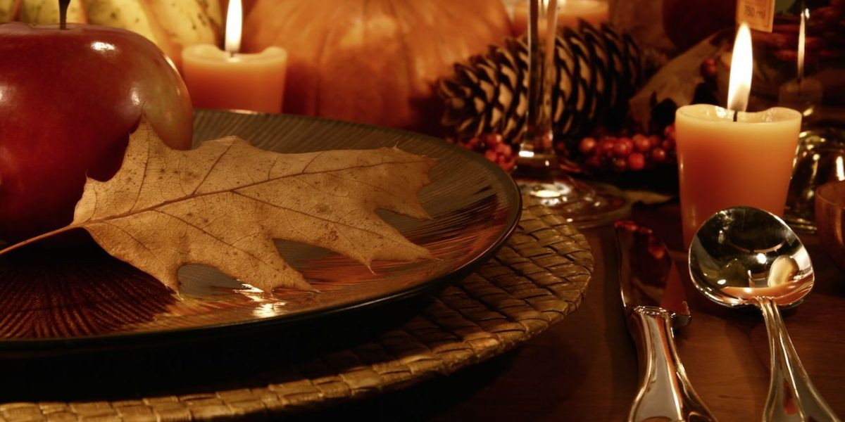 Día de Acción de Gracias sabroso
