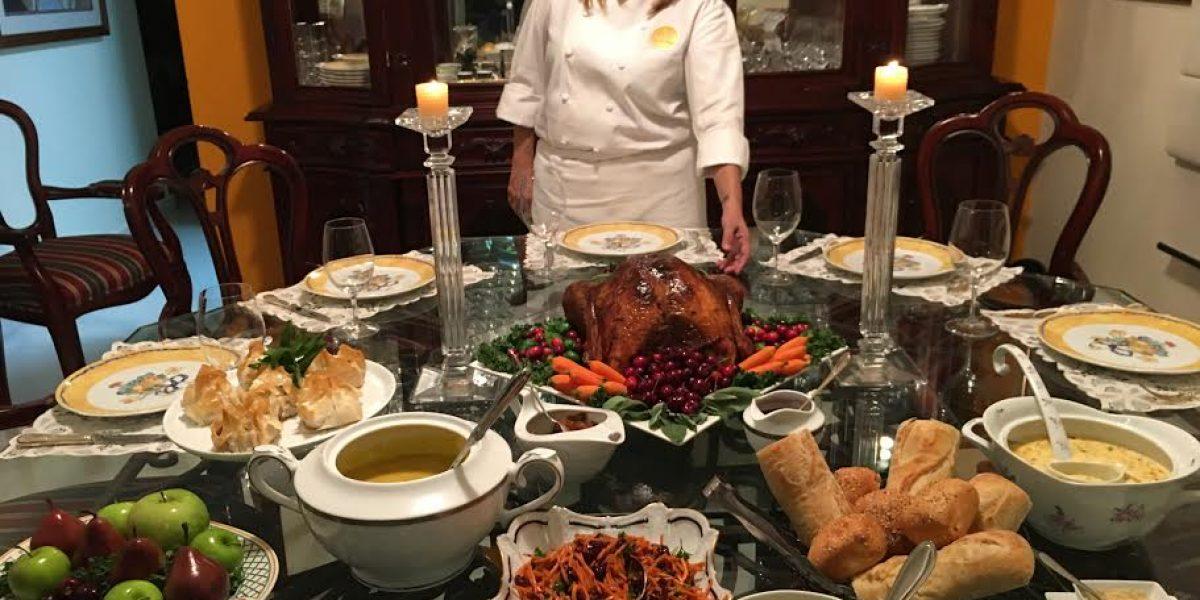 Seis recetas para Acción de Gracias al estilo de chef Marisoll