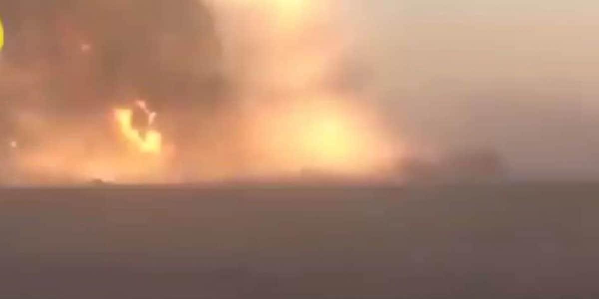 Suben a 73 los muertos por coche bomba en Bagdad