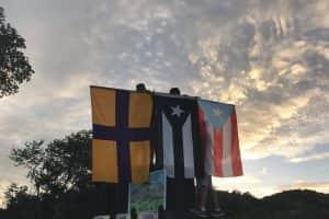 Campamento Contra la Junta/Twitter. Imagen Por: