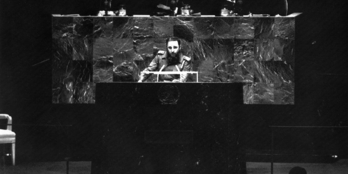 Fidel Castro, el último de una generación de líderes, según experto