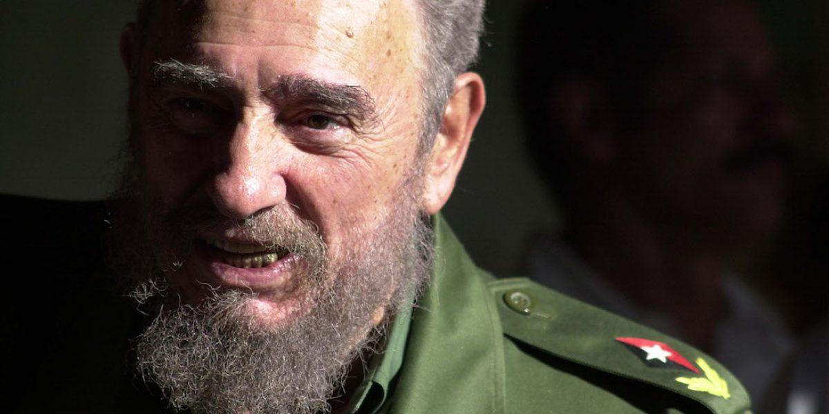 Expresiones de Rubén Berríos Martínez ante fallecimiento de Fidel Castro