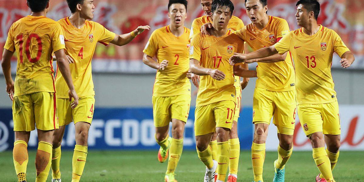 China busca impulsar su fútbol al firmar trato con Alemania