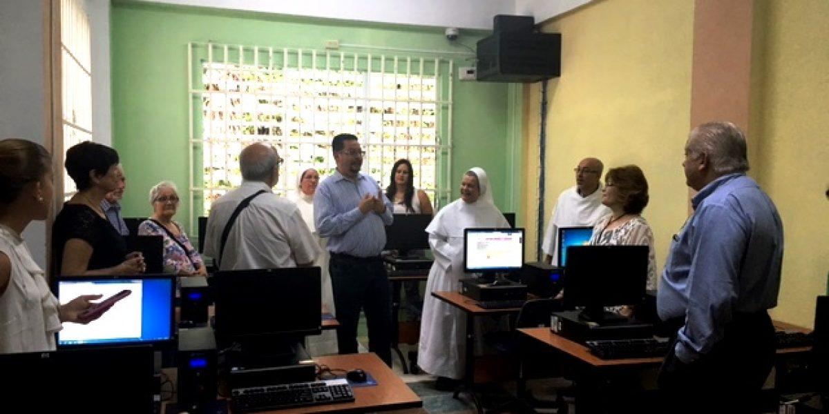 UCB dará Internet vía satélite a comunidad de Maricao