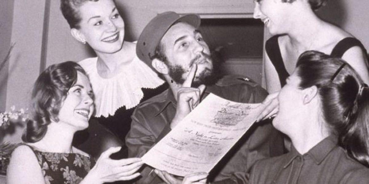 Fidel Castro y sus mujeres: Dos esposas y muchas amantes