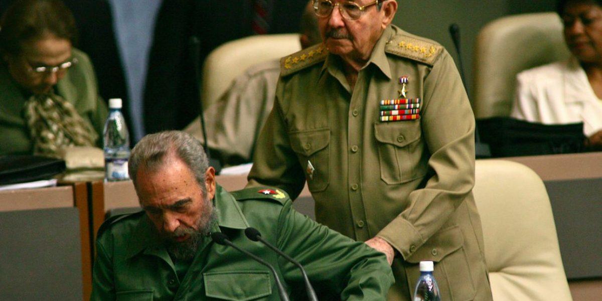La familia de Fidel Castro: desacuerdos y lealtades