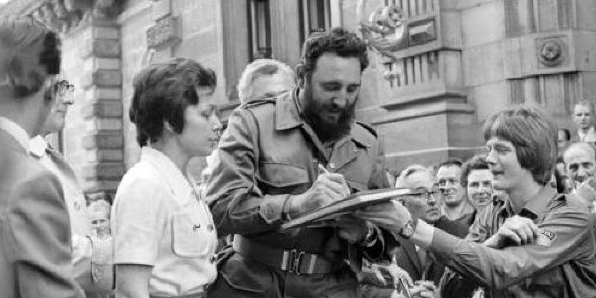 Citas célebres de Fidel Castro