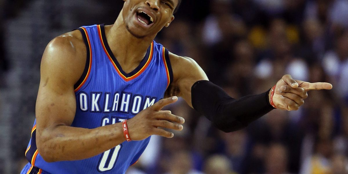Westbrook supera a Lebron y empata con Magic Johnson en triple dobles