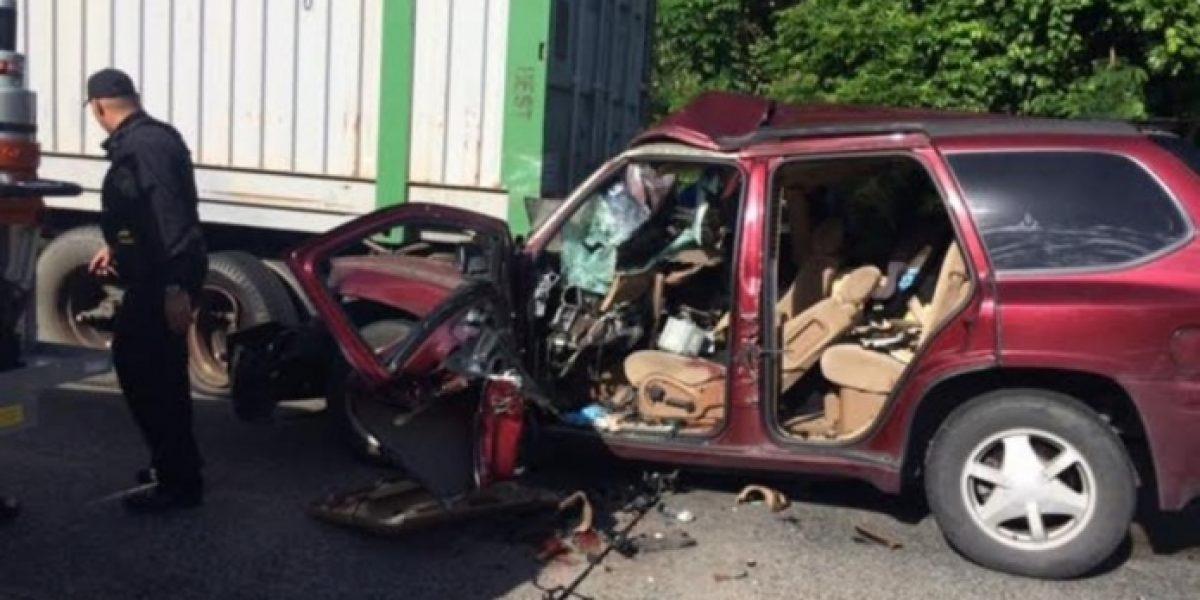 Joven que murió en accidente en Caguas iba a exceso de velocidad