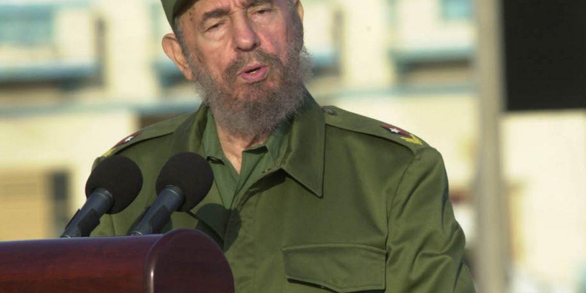 """Partido Comunista lamenta deceso de Fidel Castro, """"fiel promotor de la libertad"""""""
