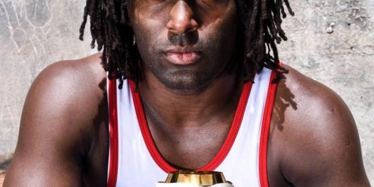 Luchador olímpico Jaime Espinal tomará clases de actuación