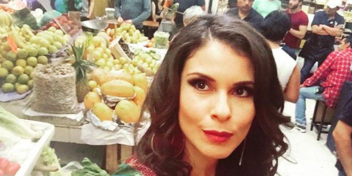 Actriz Marcela Álvarez habla de sus desnudos en la serie