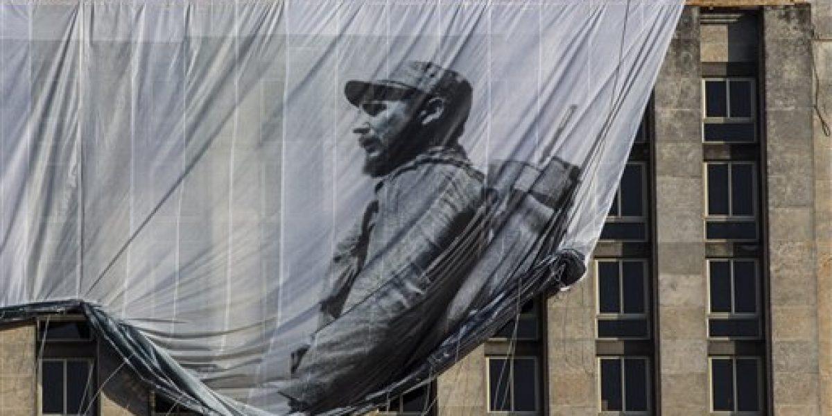 Sentimientos encontrados entre los artistas sobre Castro
