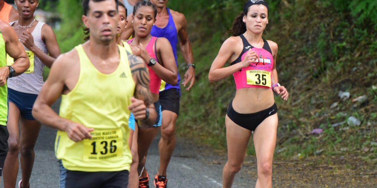 Se corona Kenya y Puerto Rico en maratón Modesto Carrión