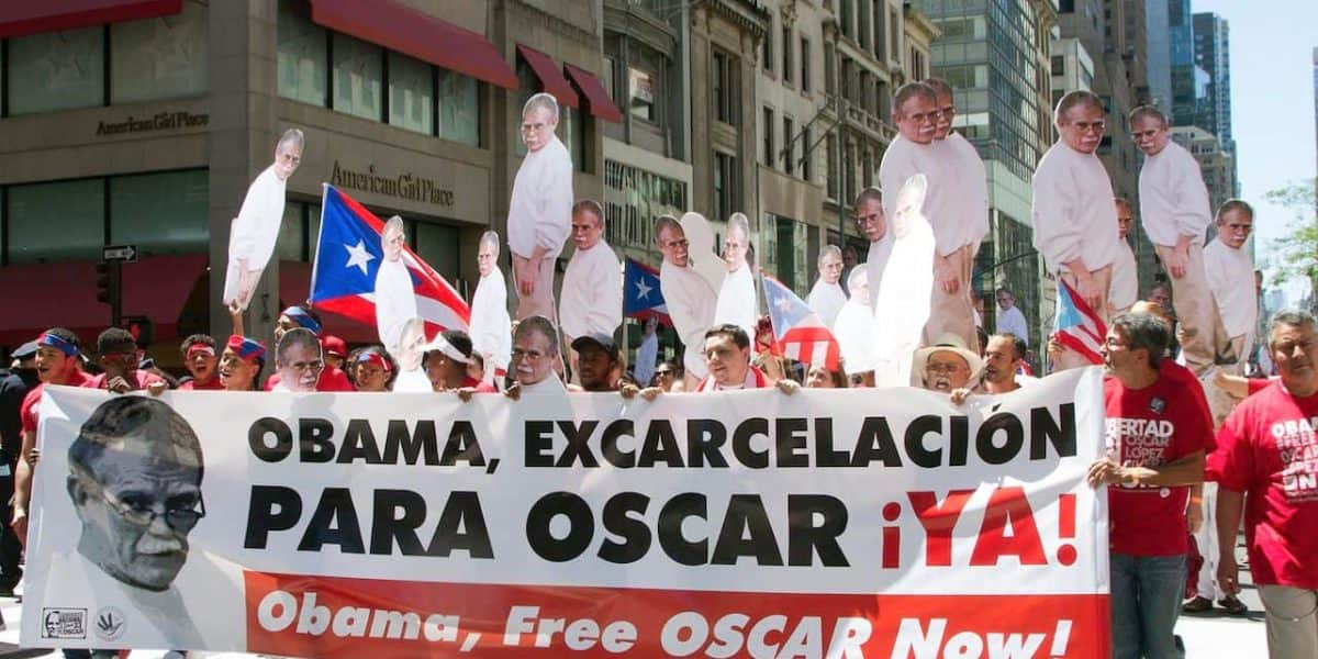 Petición a Obama para liberar a Óscar López supera las 65 mil firmas