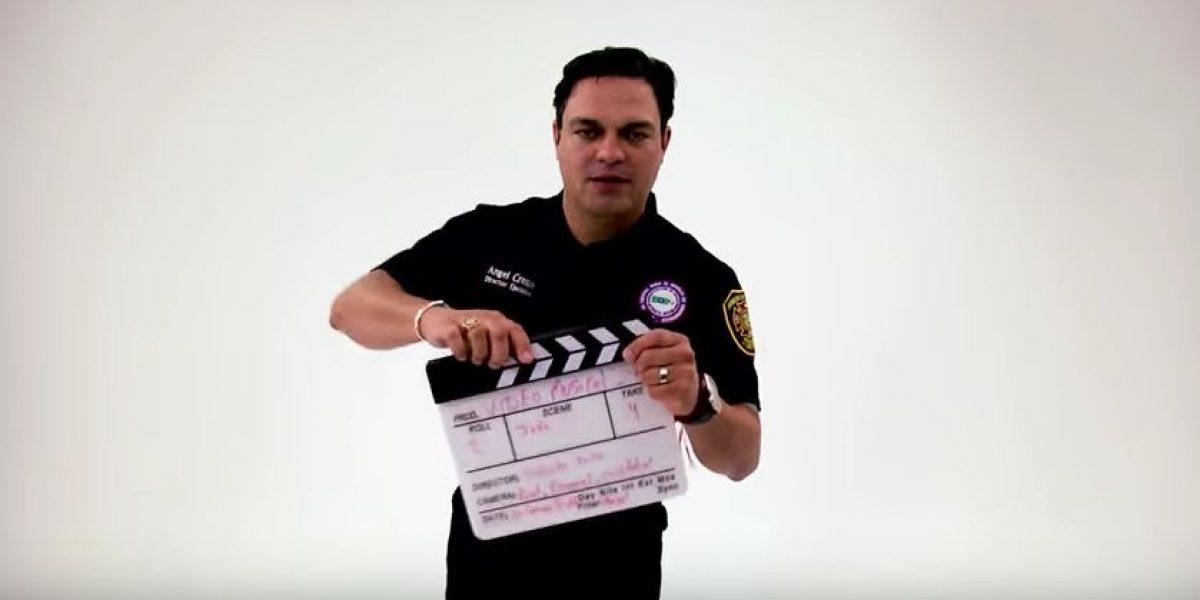Director de AEMEAD lanza nuevo vídeo musical sobre la peligrosidad de la pirotecnia
