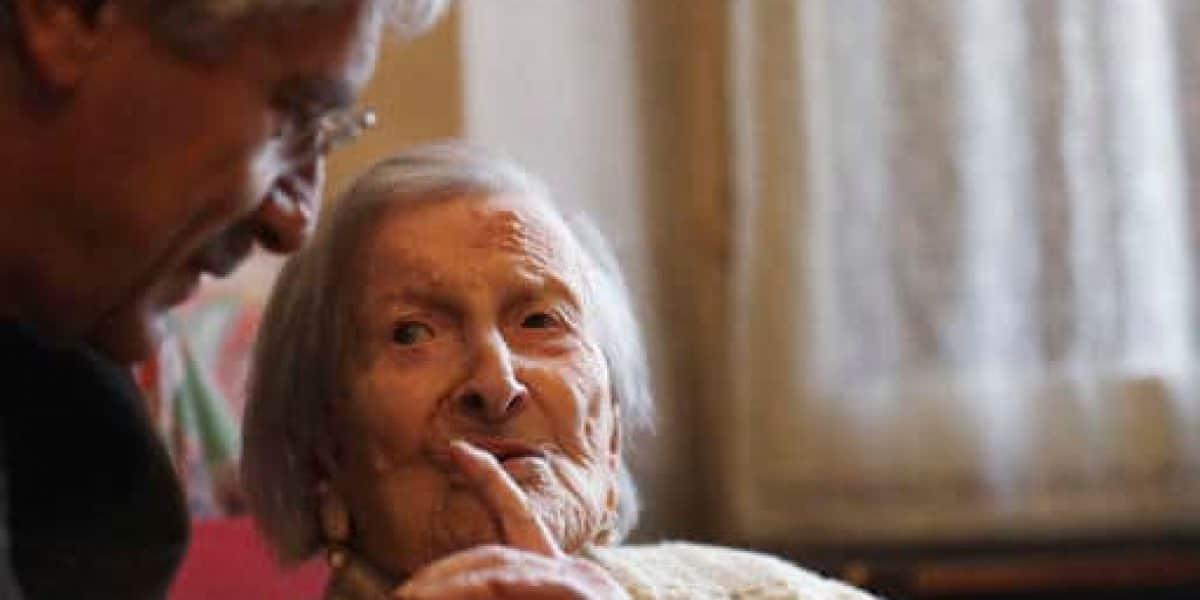 Mujer cumple 117 años