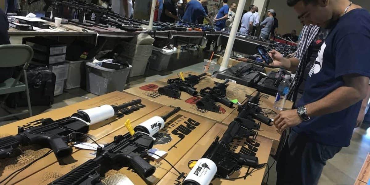 Venta de armas alcanza nuevo récord en