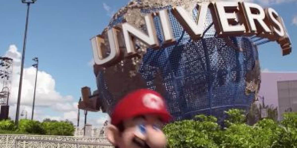 Parques Universal tendrán personajes de Nintendo