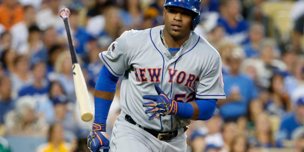 Céspedes firma con los Mets por $110 millones