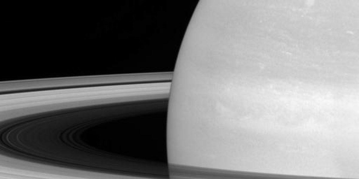 Nave Cassini estudiará anillos de Saturno