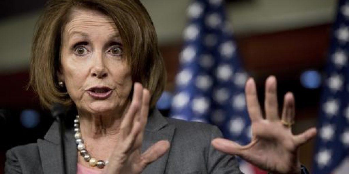 Pelosi: reelegida líder de los demócratas en el Congreso